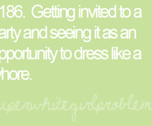 dress, problems, and text image