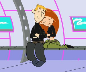 deviantart, ron, and kim possible image