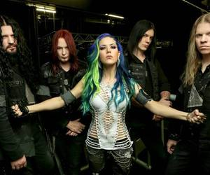 arch enemy, michael amott, and jeff loomis image