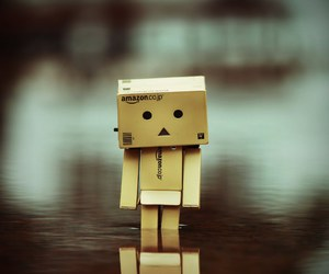 danbo, lovely, and cute image
