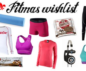 christmas, fit, and healthy image