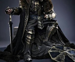 thorin, richard armitage, and the hobbit image