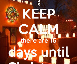 christmas...... keep calm image