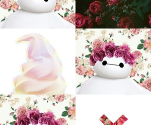 disney, floral, and wallpaper image