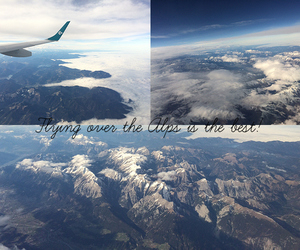 Alps, clouds, and europe image