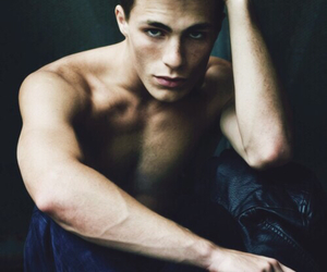 colton haynes, boy, and Hot image