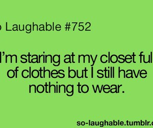 closet and funny image