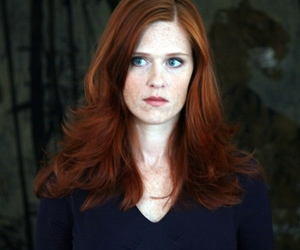 beautiful, audrey fleurot, and redhead image