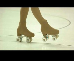 amor, pasion, and patin❤ image