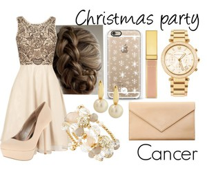 astrology, Christmas party, and girly image