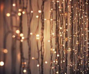 light, christmas, and winter image