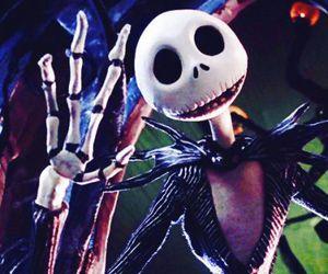 disney, jack skellington, and skeleton image
