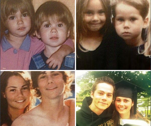 dylan o'brien, cute, and sister image