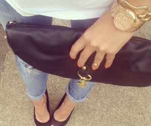 arm candy, bag, and bracelet image
