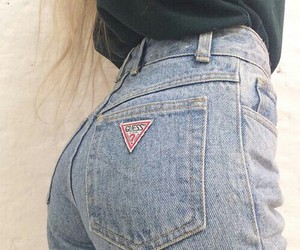 grunge, jeans, and tumblr image