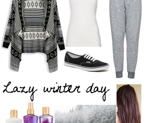 black converse, brunette, and Polyvore image