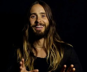 30 seconds to mars, handsome, and jared leto image