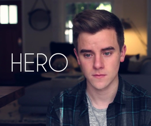 Connor, hero, and proud image