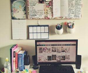 study, motivation, and room image