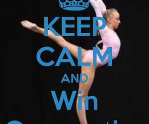 blue, keep calm, and pink image