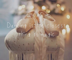 dance, magic, and ballet image