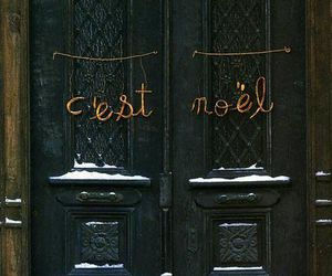 christmas, noel, and snow image