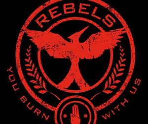 rebels and mockingjay image