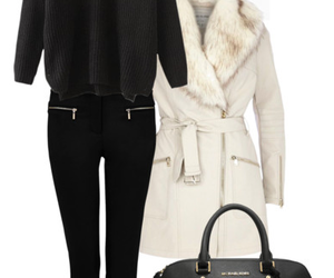 bag, black, and boots image