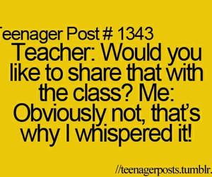 funny, school, and teacher image