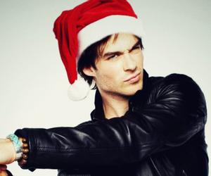 christmas, Hot, and ian somerhalder image