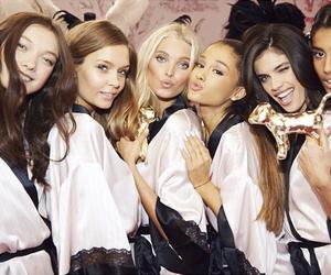 ariana grande, model, and Victoria's Secret image