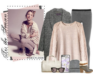 girly, outfit, and sweather weather image