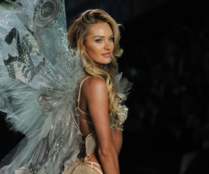 fashion show, candice swanepoel, and pretty image