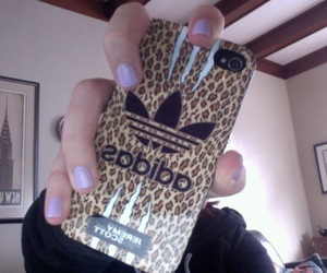 adidas, pale, and iphone image