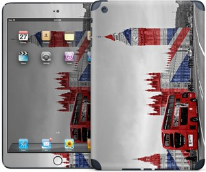 city, london, and red image
