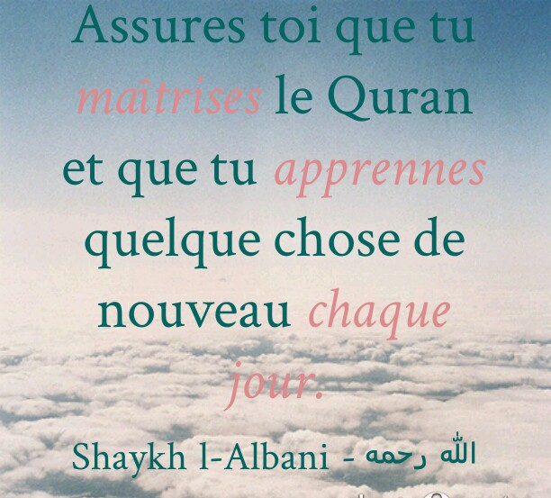 Citation Islamique Shared By Salsou On We Heart It