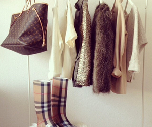 fashion, luxury, and Burberry image