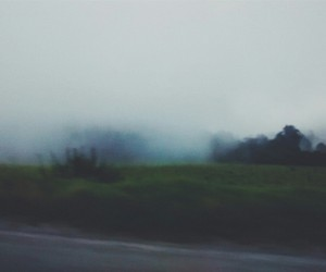 grunge, highway, and lonely image