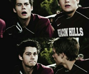teen wolf, dylan o'brien, and dylan sprayberry image