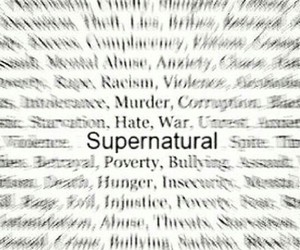 love, supernatural, and text image