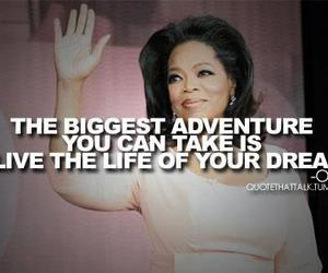 adventure, Dream, and live image