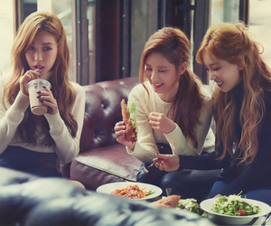 tts, snsd, and tiffany image