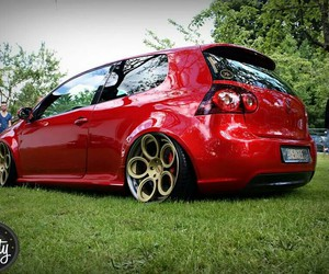 golf, gti, and low image