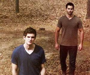 teen wolf, derek hale, and teenwolf image