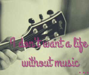 always, everything, and musica image