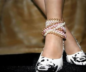 shoes, fashion, and Marilyn Monroe image