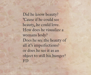 beauty, body, and poem image