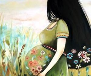 flores, mother, and pretty image