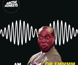 arctic monkeys and funny image
