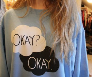 okay, fashion, and girl image